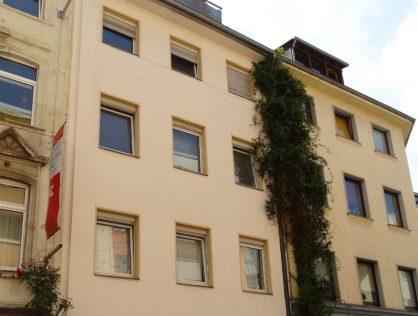 Dreifensterhaus im Severinsviertel in Köln