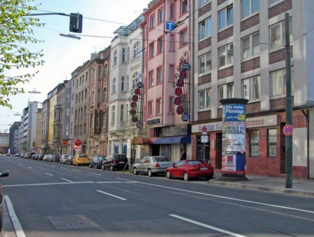 Zinshaus Düsseldorf Friedrichstadt