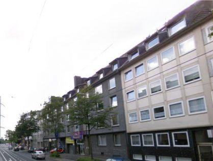 Zinshaus in Düsseldorf Mörsenbroich