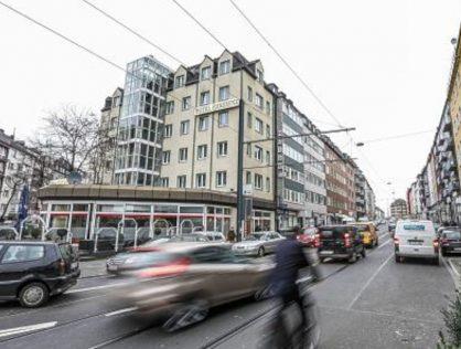 Zinshaus in Düsseldorf Zentrum