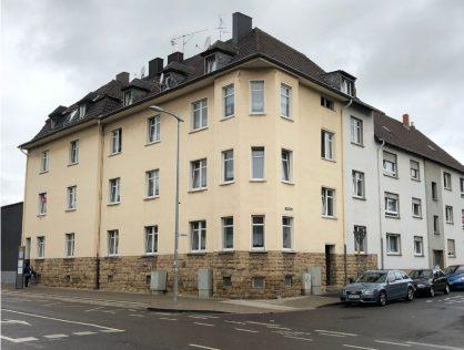 Winkelbau in Köln